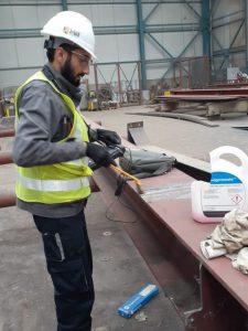 Qaynaq birləşmələrinin NDT ülulu ilə yoxlanması – Ultrasəs Defektoskopiya – Metal